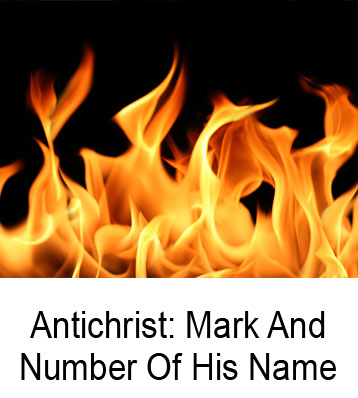 Antichrist Mark And Number Of His Name Henry Gruver
