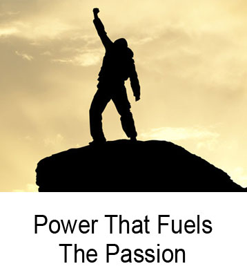 Power That Fuels The Passion Henry Gruver