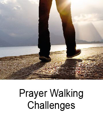 Prayer Walking Challenges Henry Gruver