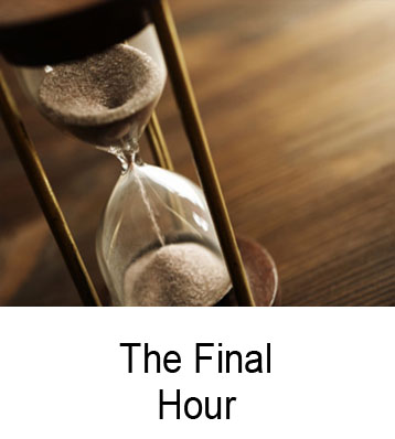 The Final Hour Henry Gruver