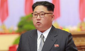 Photo of North Korea's Kim Jong Un